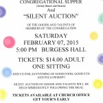 The Annual Congregational Supper and Silent Auction-page-001 (1)